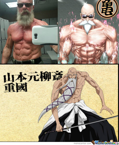 [RMX] Master Roshi In Real Life
