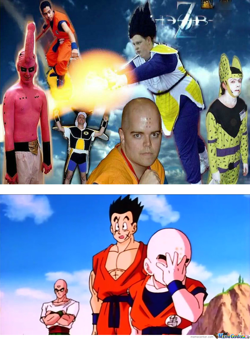 [RMX] Masters Of Dbz Cosplay