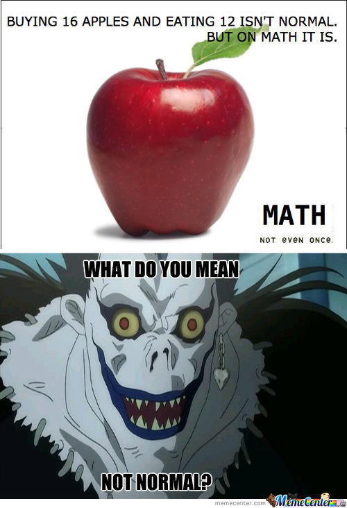 [RMX] Math Not Even Once