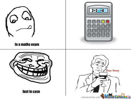 [RMX] Maths Exams...