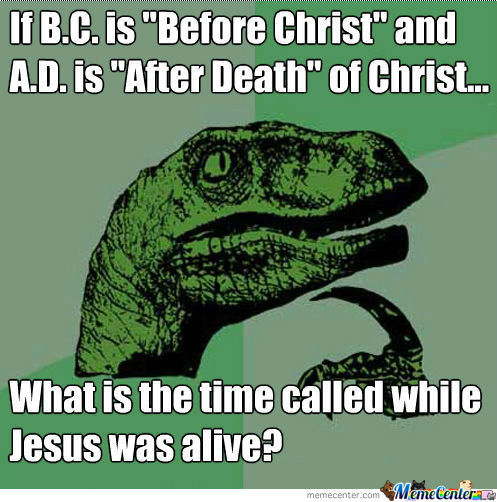 [RMX] Maybe D.c. (During Christ)??