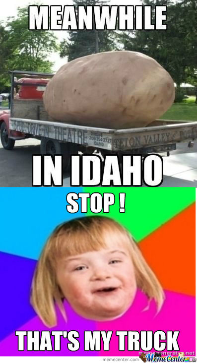 [RMX] Meanwhile In Idaho!