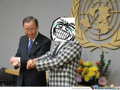 [RMX] Meanwhile In The United Nations - Yup, Your Arguement Is Invalid