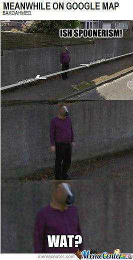 [RMX] Meanwhile On Google Map