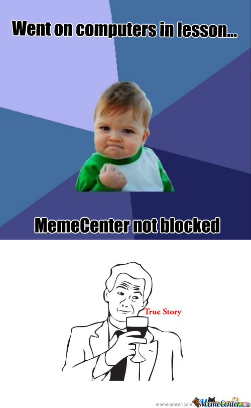 [RMX] Memecenter Not Blocked...