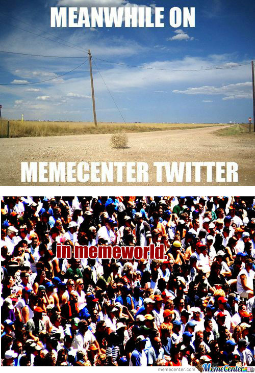 [RMX] #memecenter, Y U Lads Dont Join :(