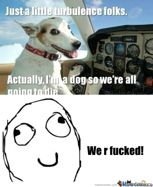 [RMX] Might Be A Ruff Landing