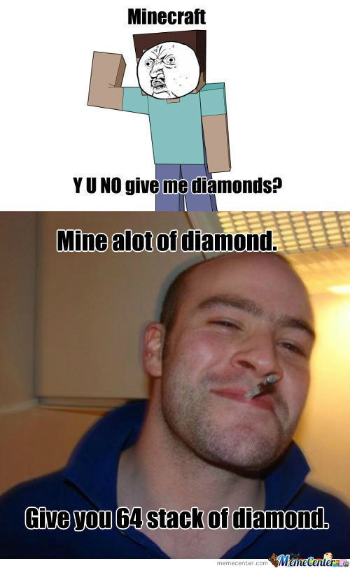 [RMX] Minecraft: Diamonds