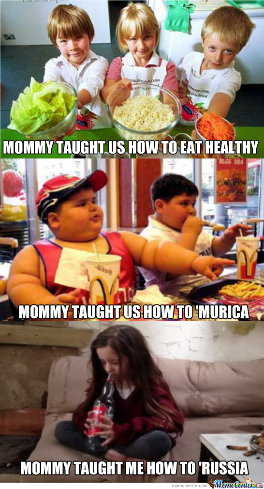 [RMX] Mommy Taught Us..