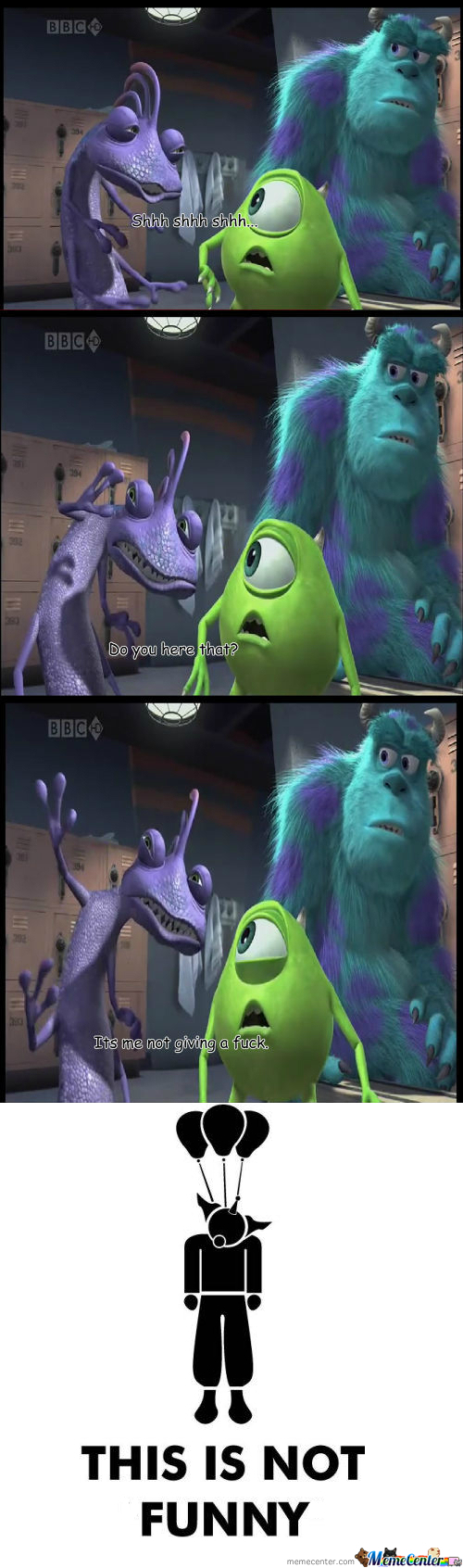 [RMX] Monsters Inc