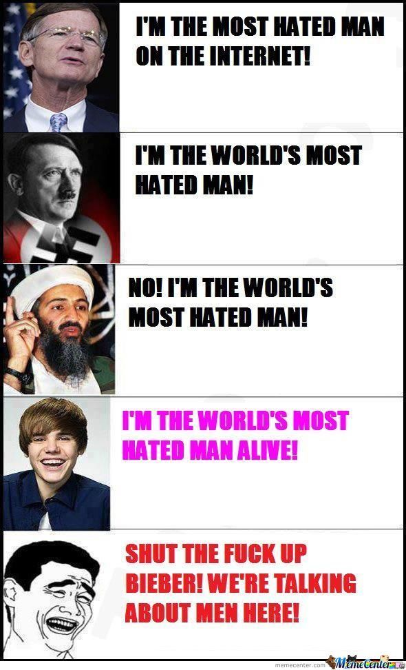 [Rmx] Most Hated Men In The World