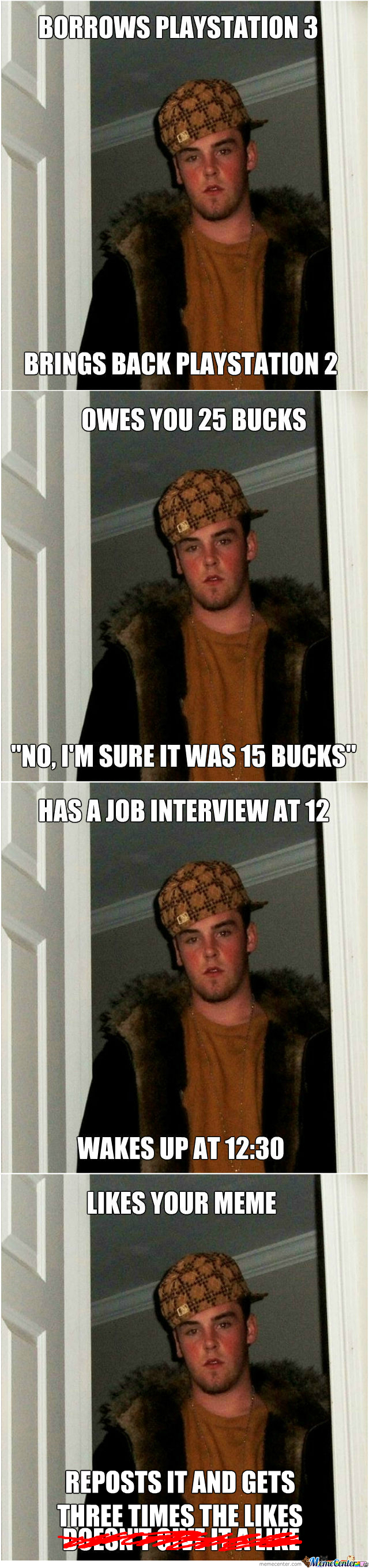 [RMX] My Best Of Scumbag Steve