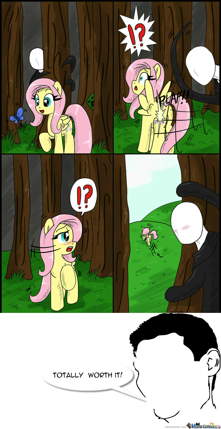[RMX] My Little Pony Slenderman