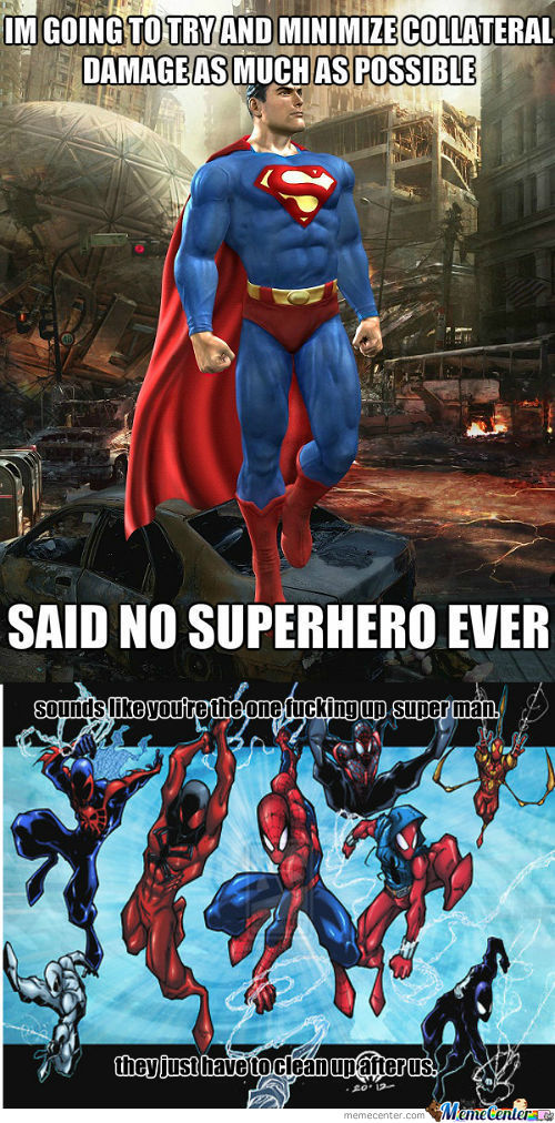 [RMX] My Thoughts After Watching Man Of Steel