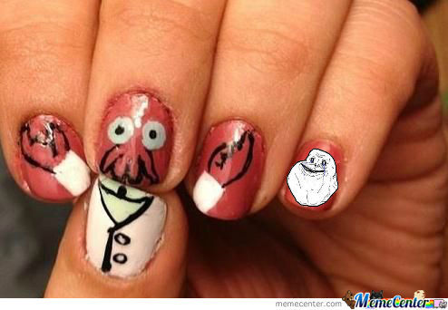 [RMX] Need Some Nail Art? Why Not Zoidberg