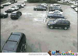 [RMX] Never Take A Parking Space