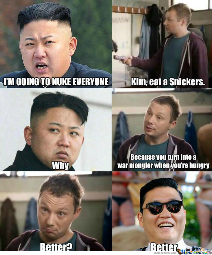 [RMX] New Snickers Advert