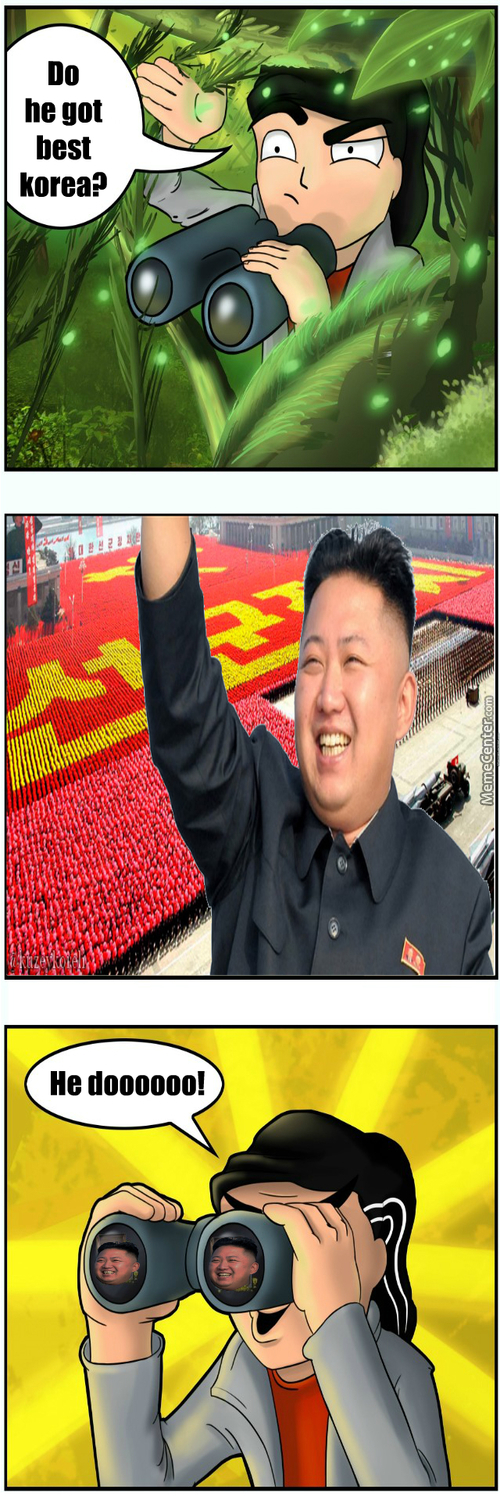 (Rmx) North Korea Best Korea!