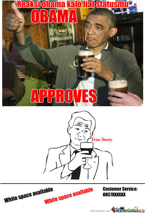 [RMX] Obama Approves