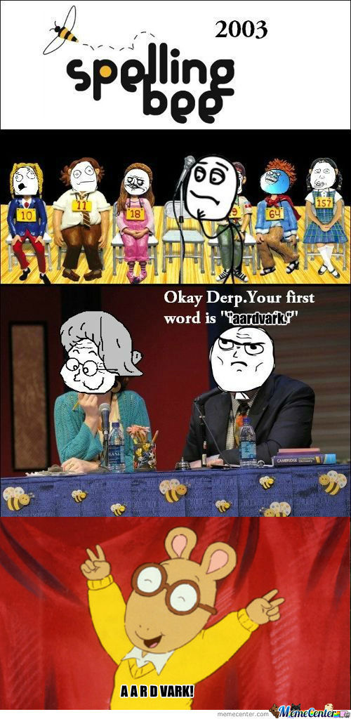 [RMX] Okay Derp, Your First Word Is