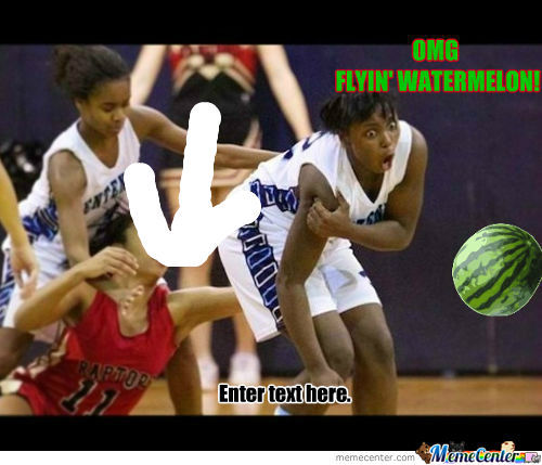 [RMX] Omg Flyin' Watermelon!