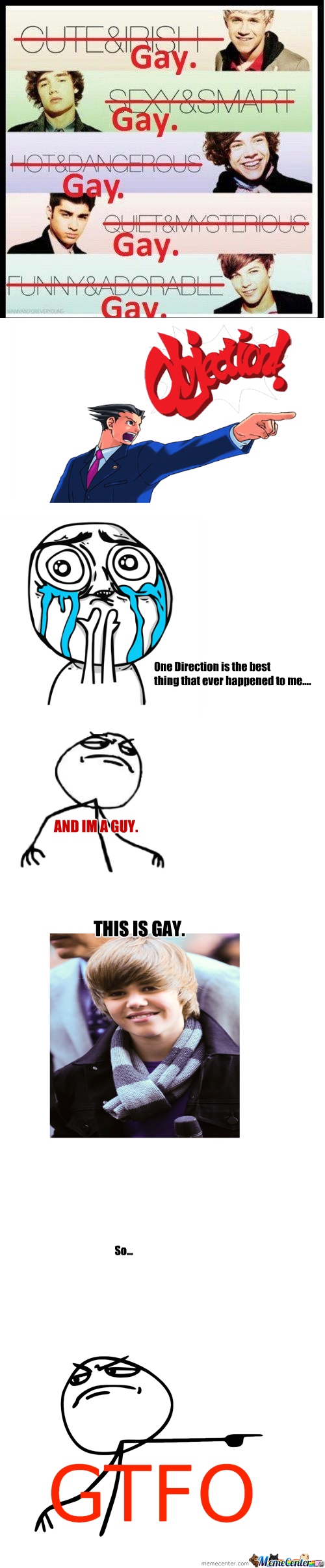 [RMX] One Direction True Story