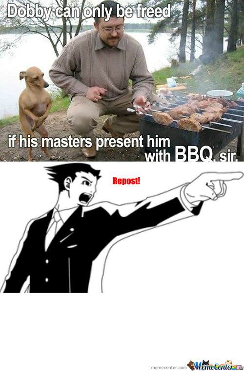 [RMX] One Does Not Simply Get Free From Bbq