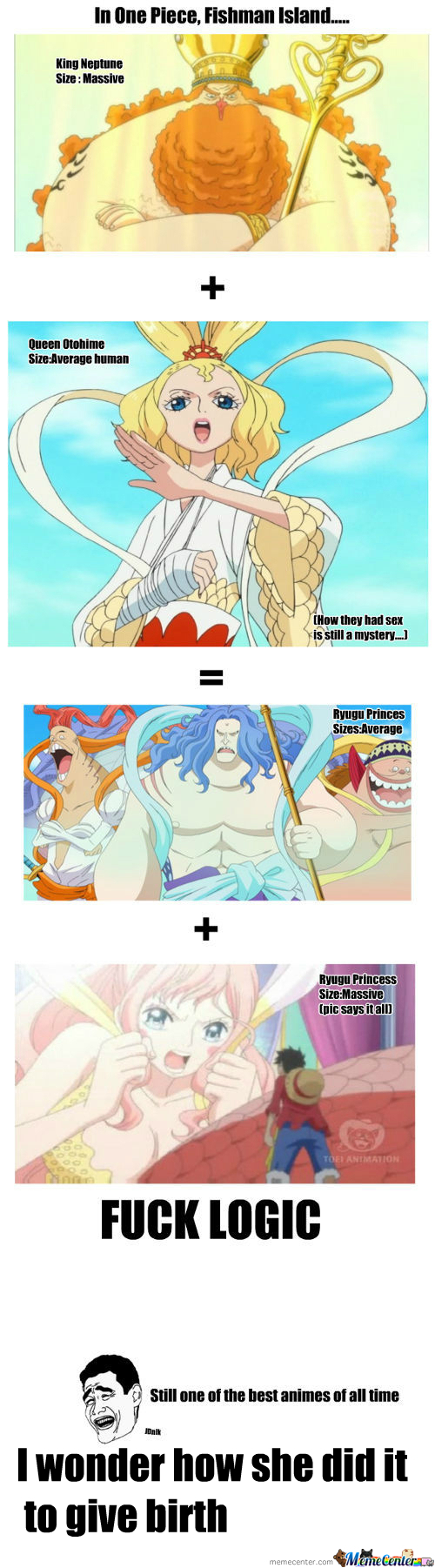[RMX] One Piece Logic