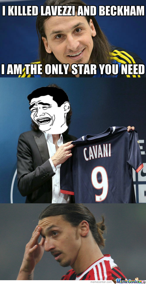 [RMX] Overly Attached Ibrahimovic