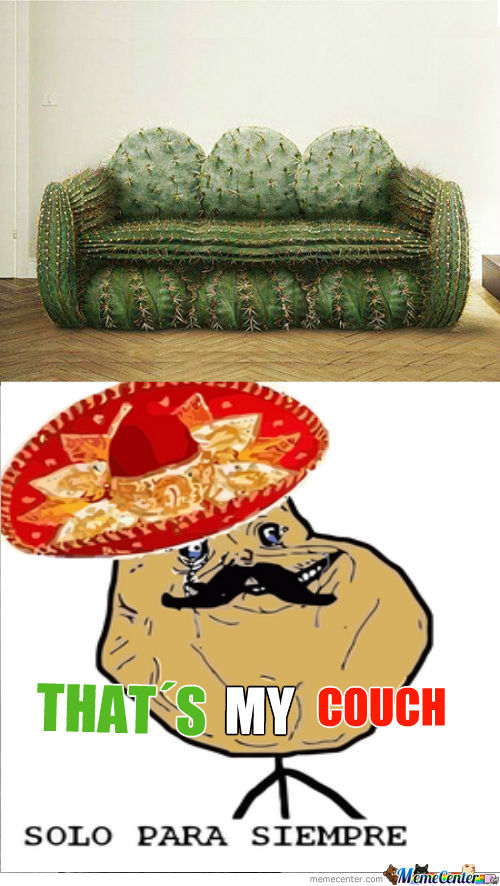 [RMX] Overly Manly Man's Couch