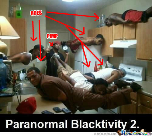 [RMX] Paranormal Blacktivity 2
