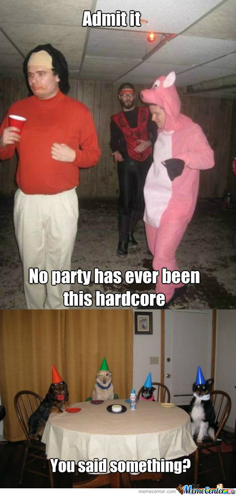 [RMX] Party Animals