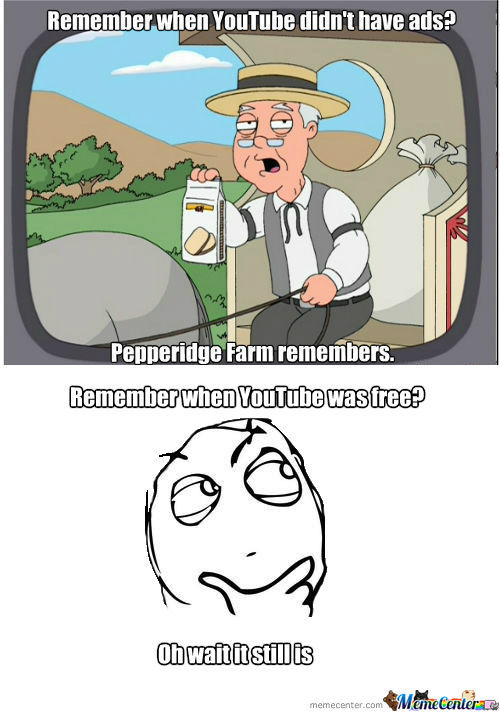 [RMX] Pepperidge Farm Remembers Youtube...