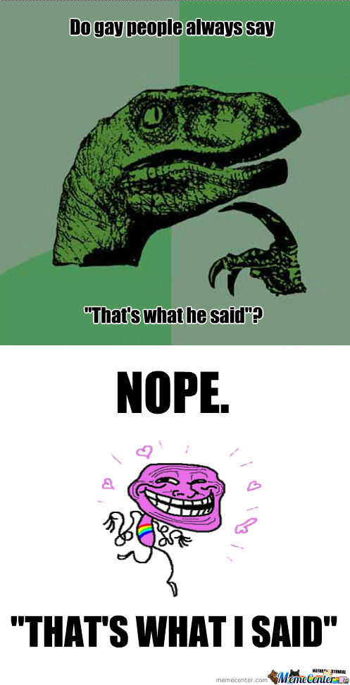 [RMX] Philosoraptor's Thought