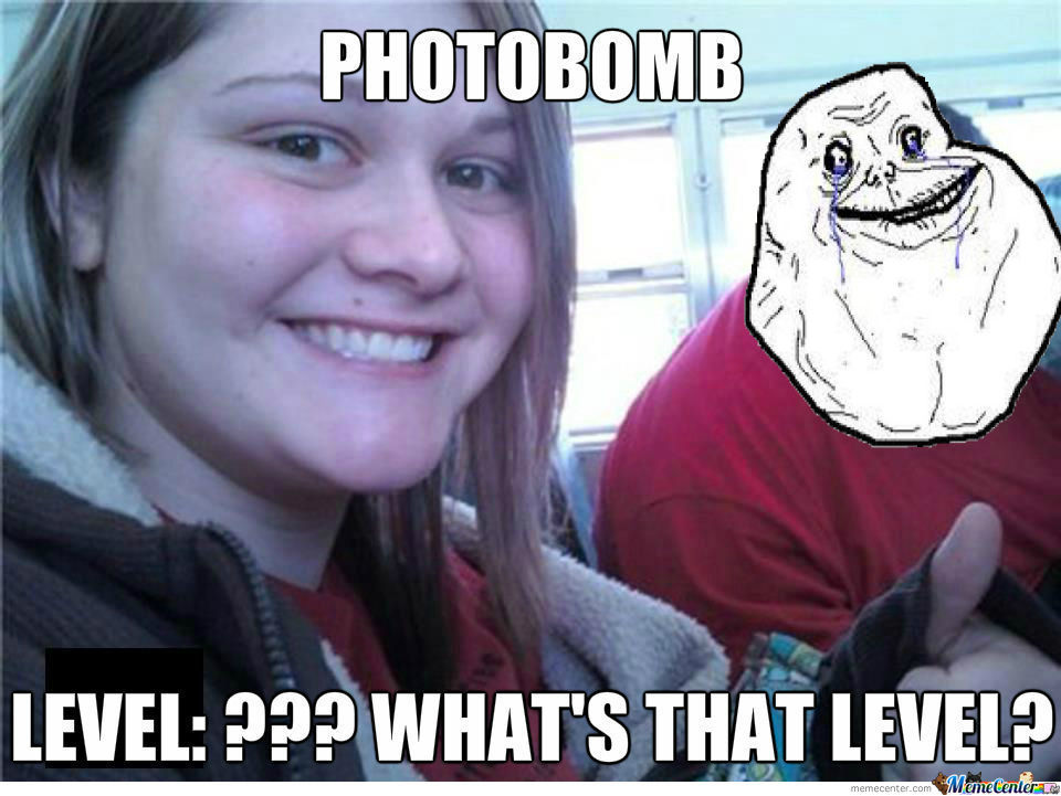 [RMX] Photobomb Level: Unbeatable!