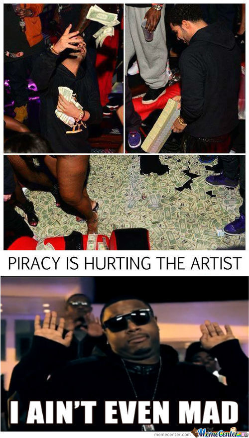 [RMX] Piracy Hurts The Artist