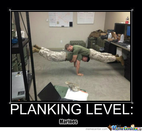 [RMX] Planking Level: Army