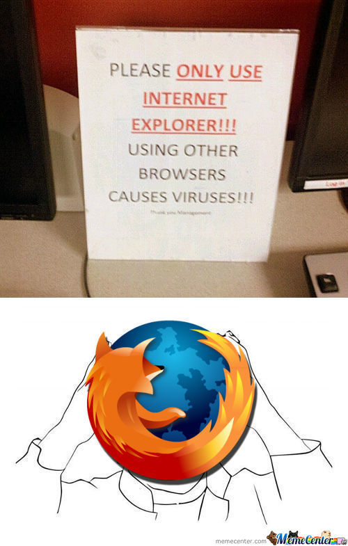 [RMX] Please only use internet explorer