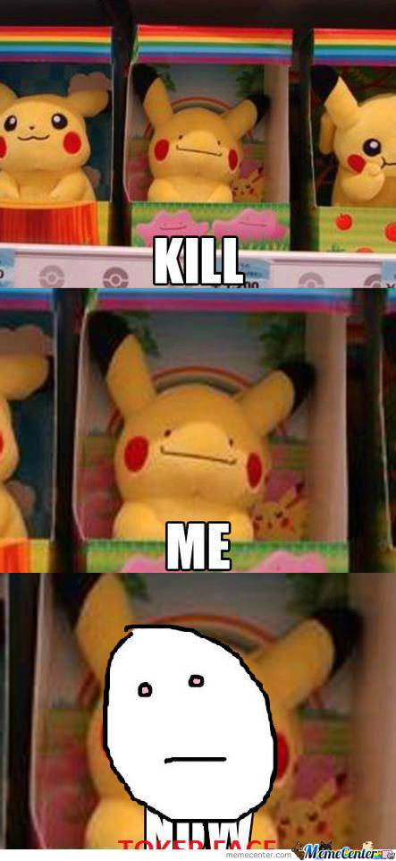 [RMX] Please.. Put This Pikachu Out Of Its Misery.