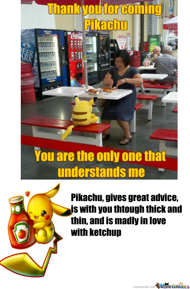 [RMX] Plus Pikachu Gives Great Life Advice