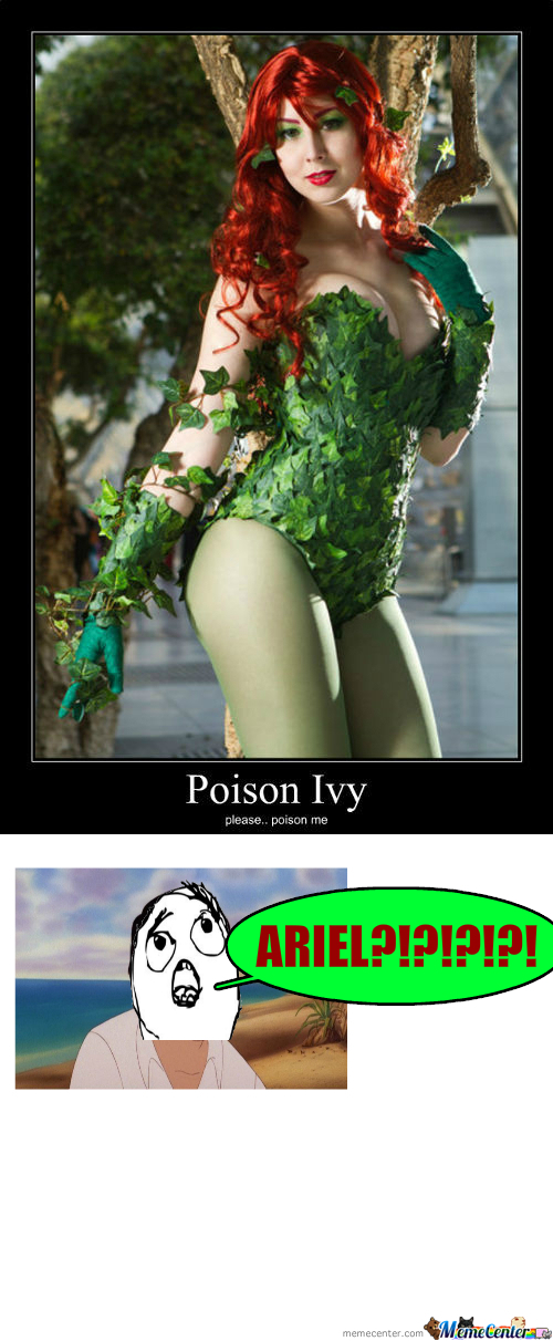[RMX] Poison Ivy Cosplay