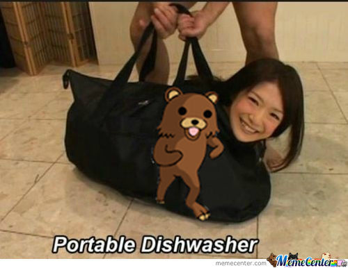 [RMX] Portable Dishwasher
