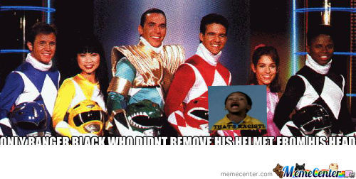 [RMX] Power Ranger Racist