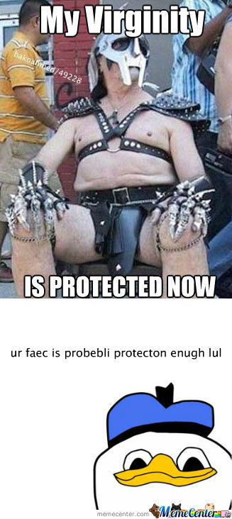 [RMX] Protected Virginity