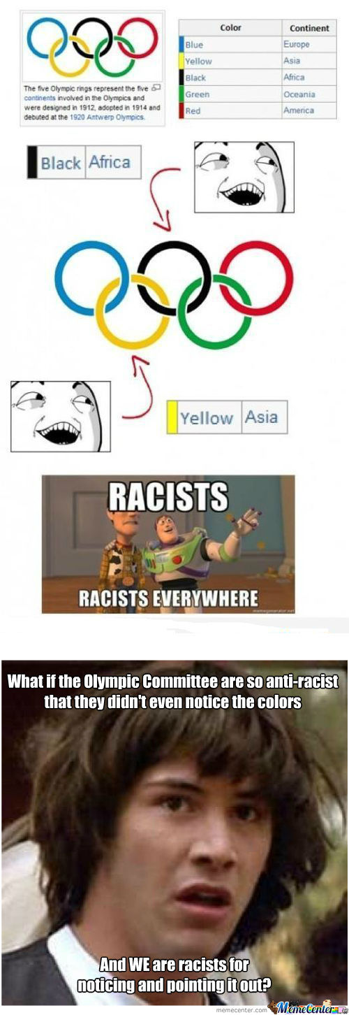 [RMX] Racists... Racists Everywhere