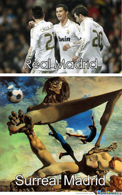 [RMX] Real Madrid Vs Imaginary Madrid