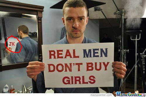 [RMX] Real Men Don't Buy Girls