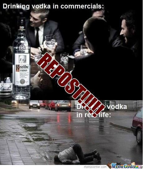 [RMX] Real Vodka