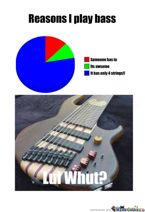 [RMX] Reasons I Play Bass Guitar