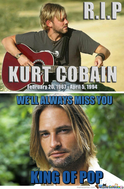[RMX] Rip Kurt Cobain We Did Not Forget You